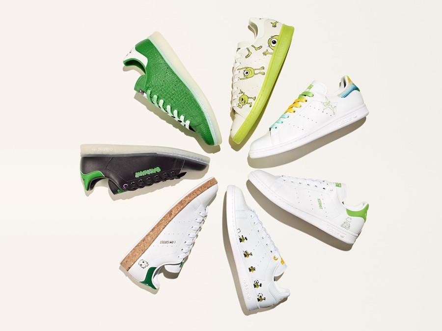 Adidas Stan Smith Primegreen Forever