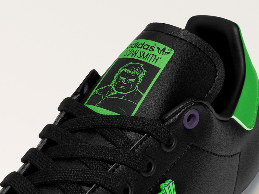 Adidas Stan Smith recyclée 2021 bruce banner (1)