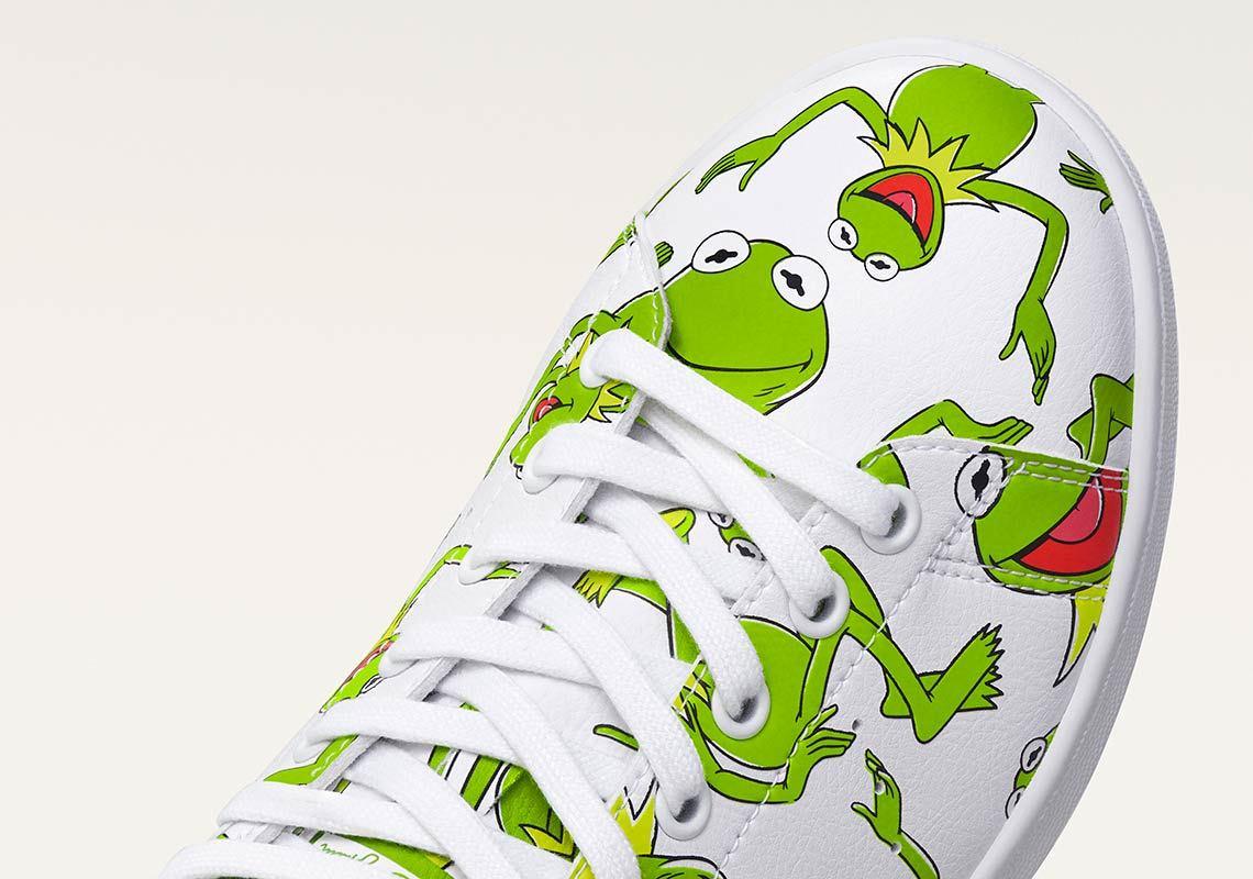 Adidas Stan Smith recyclée blanche et verte FZ2707 (2)