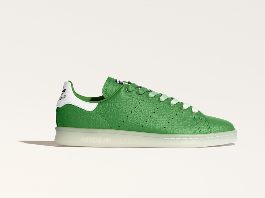 Adidas Stan Smith recyclée imprimé dinosaure (2)