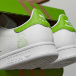 Disney x Adidas Stan Smith Primegreen 'Kermit The Frog'