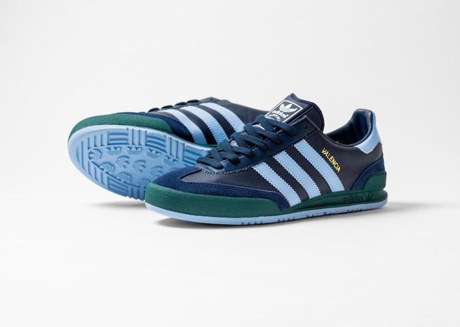 Adidas Valence bleu marine et bleu ciel (1)