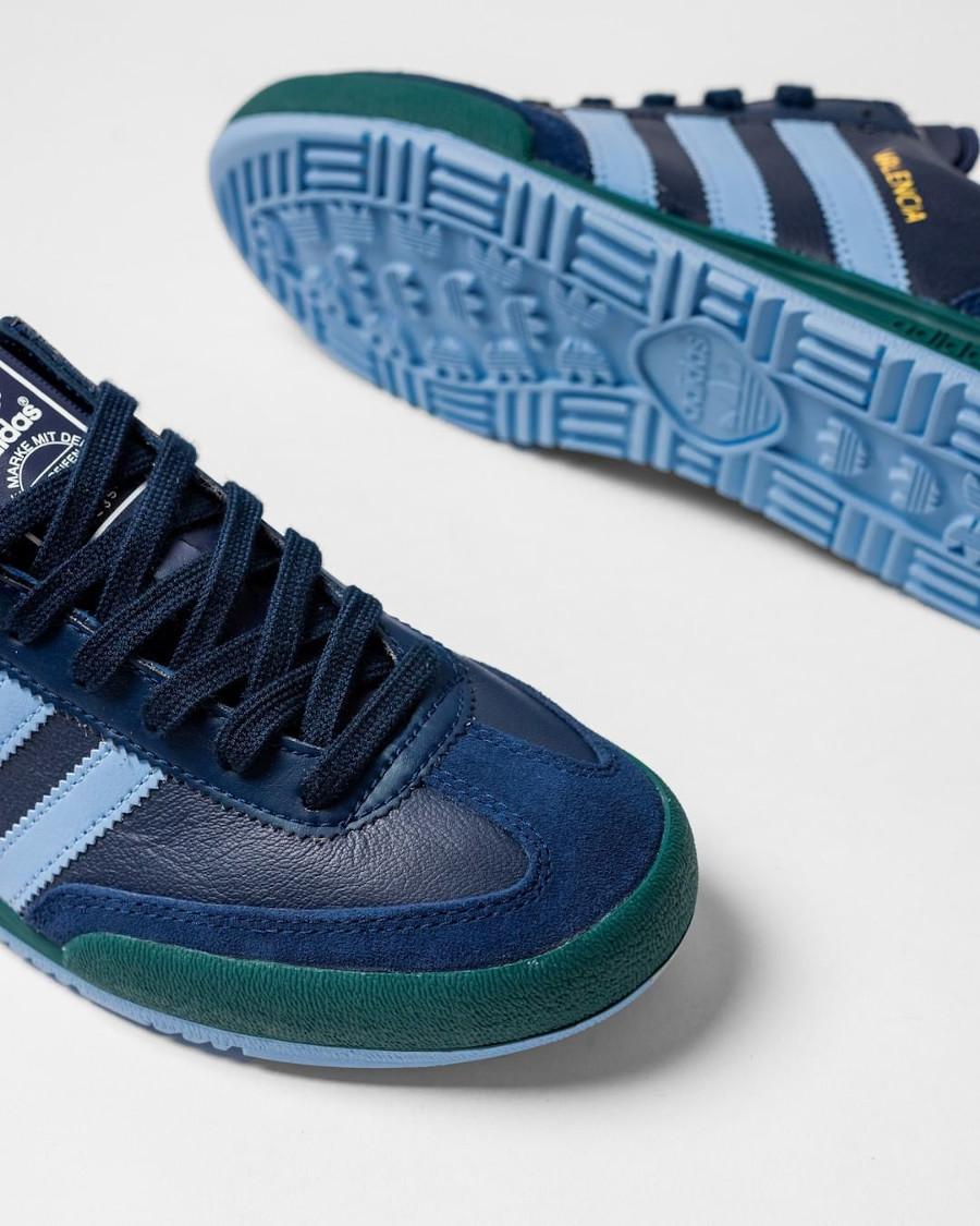 Adidas Valence bleu marine et bleu ciel (2)