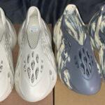 Kanye West x Adidas Yeezy Foam Runner Sand & MXT Moon Gray