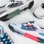 Asics Gel Lyte 3 OG Back Streets of Japan Pack