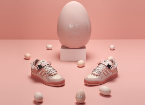 Bad Bunny x Adidas Forum Low Easter Egg