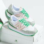 Casablanca x New Balance 237 'Monogram' Holly Green (Tennis Club 2021)
