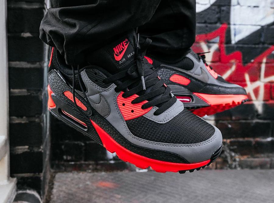 Nike AM90 Recraft Kiss My Airs Infrared Safari DJ4626-001