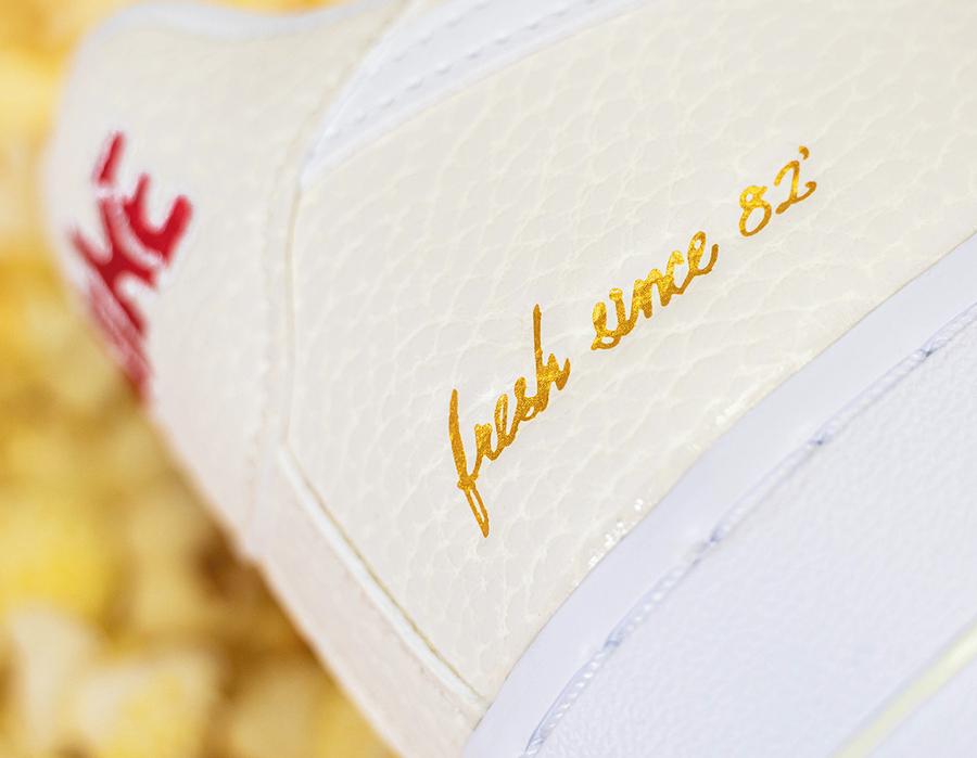 Nike Air Force One 2021 beige maïs soufflé (6-2)