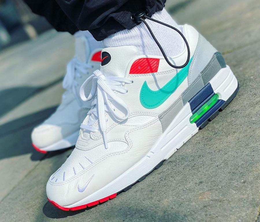 Nike Air Max 1 Premium Evolution of Icons on feet