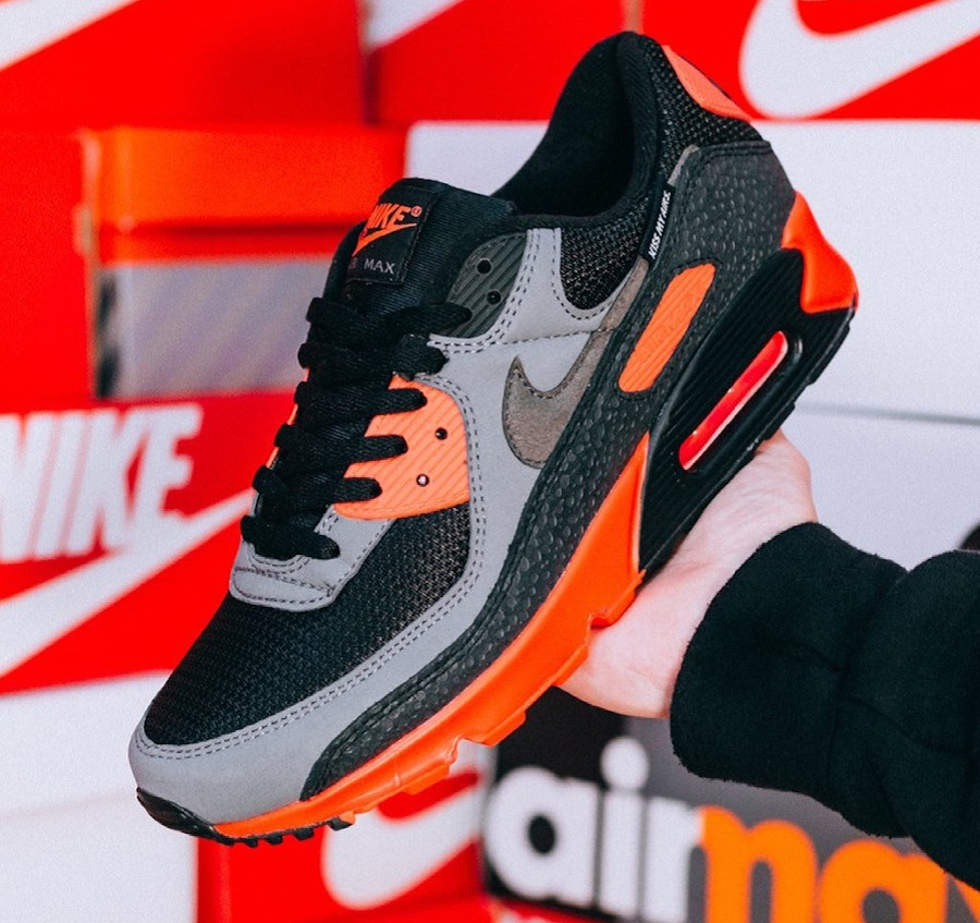Nike Air Max 3 KMA noire et grise (1)