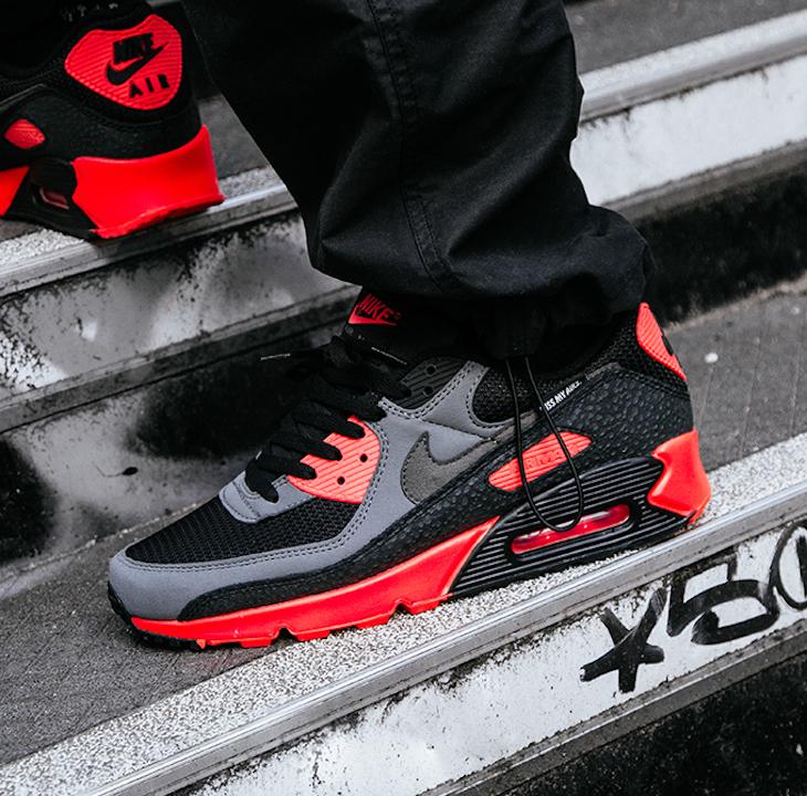 Nike Air Max 3 KMA noire et grise (5)
