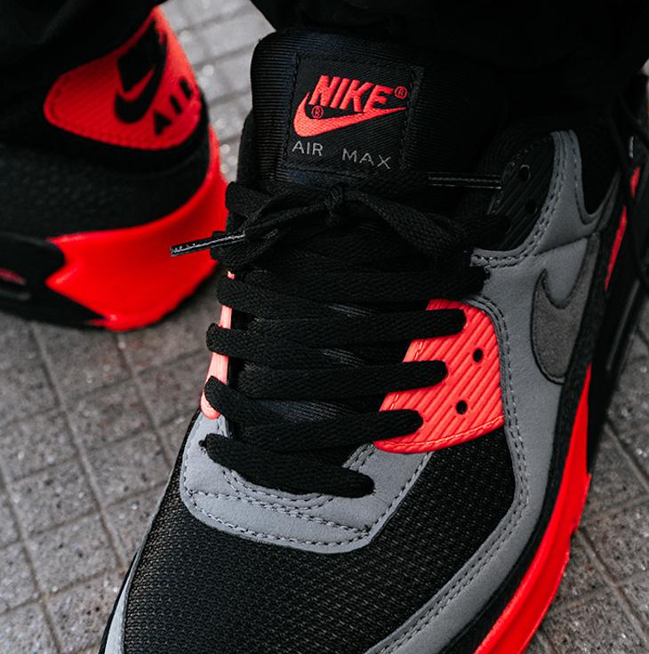 Nike Air Max 3 KMA noire et grise (6)