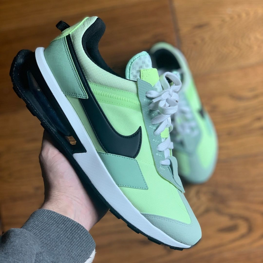 Nike Air Max Pre Day vert citron pistache (2)