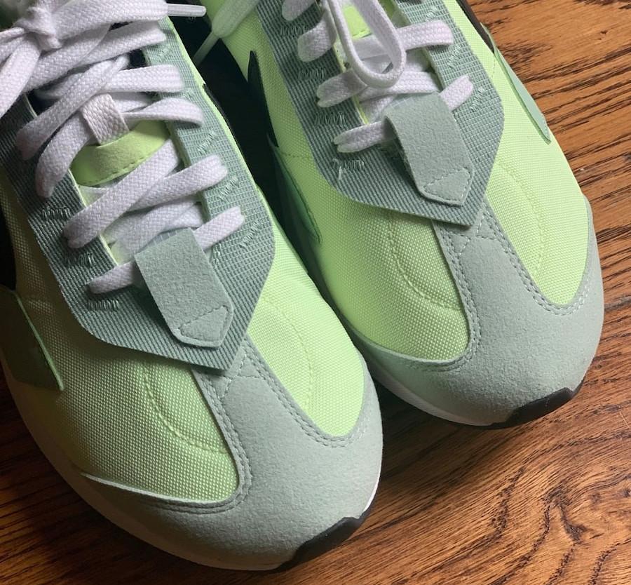 Nike Air Max Pre Day vert citron pistache (3)