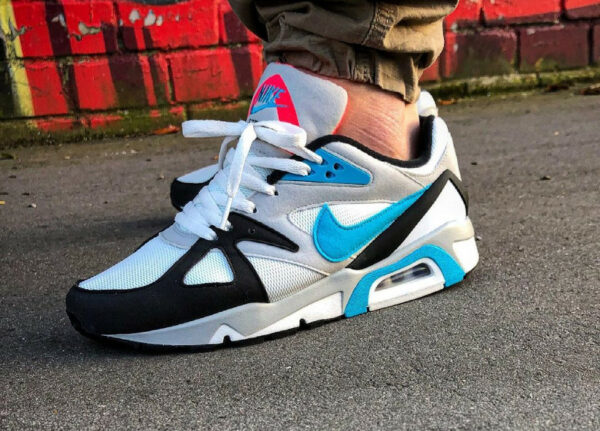 Nike Air Max Structure OG Triax 91 Neo Teal Infrared 2021
