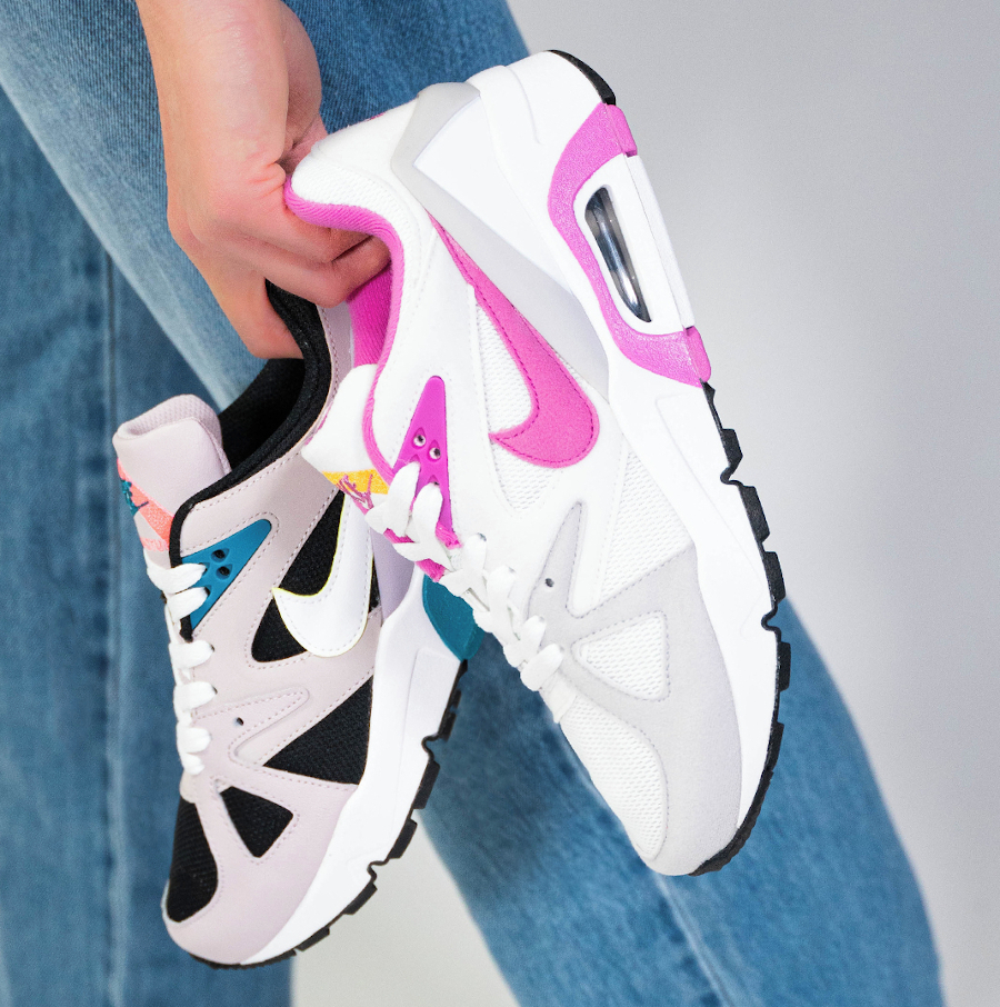 Nike Air Max Structure Triax 91 White Pink Red Violet 2021 DB1426 100