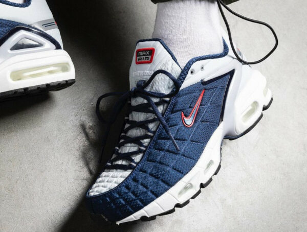 Nike Air Max Tailwind 5 SP 2021 USA Midnight Navy Red CU1704-400