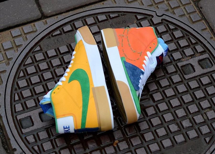 Nike Blazer Mid SB Edge Multi-Color (1)