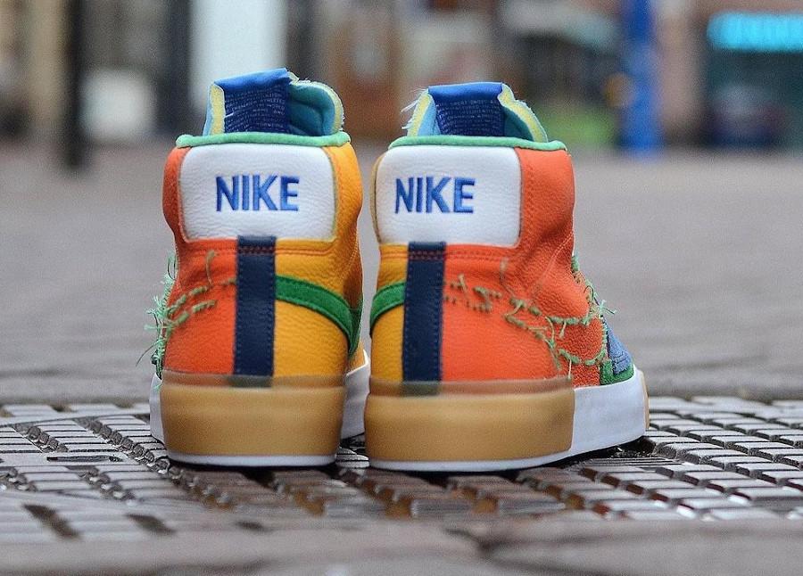 Nike Blazer Mid SB Edge Multi-Color (2)