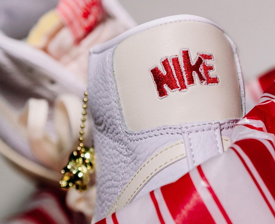 Nike Blazer Mid Vintage beige coconut milk (4)