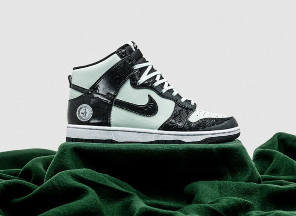 Nike Dunk High SE ASW All Star Barely Green 2021 dd1398-300