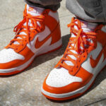 Nike Dunk High Retro Syracuse 2021