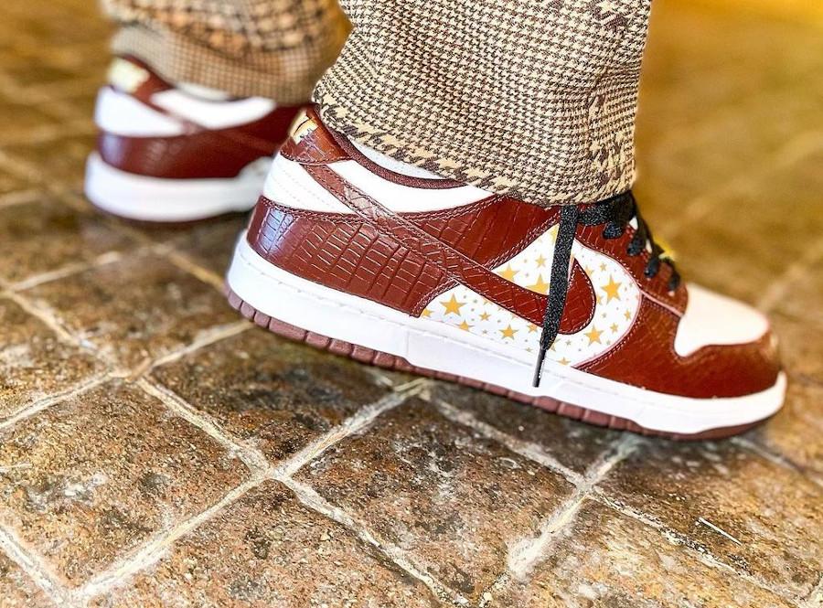 Nike Dunk Lo Pro SB marron DH3228-103 (1)