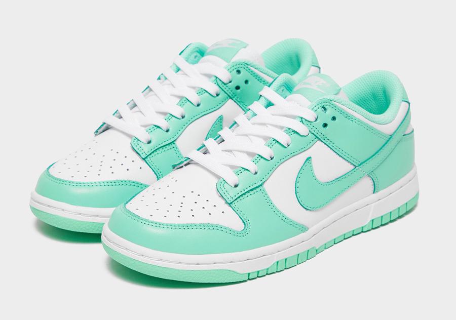 Nike-Dunk-Low-Green-Glow-DD1503-105-date-de-sortie