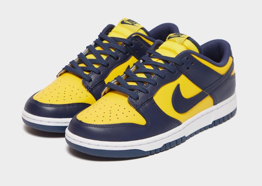 Nike-Dunk-Low-Michigan-DD1391-700-date-de-sortie