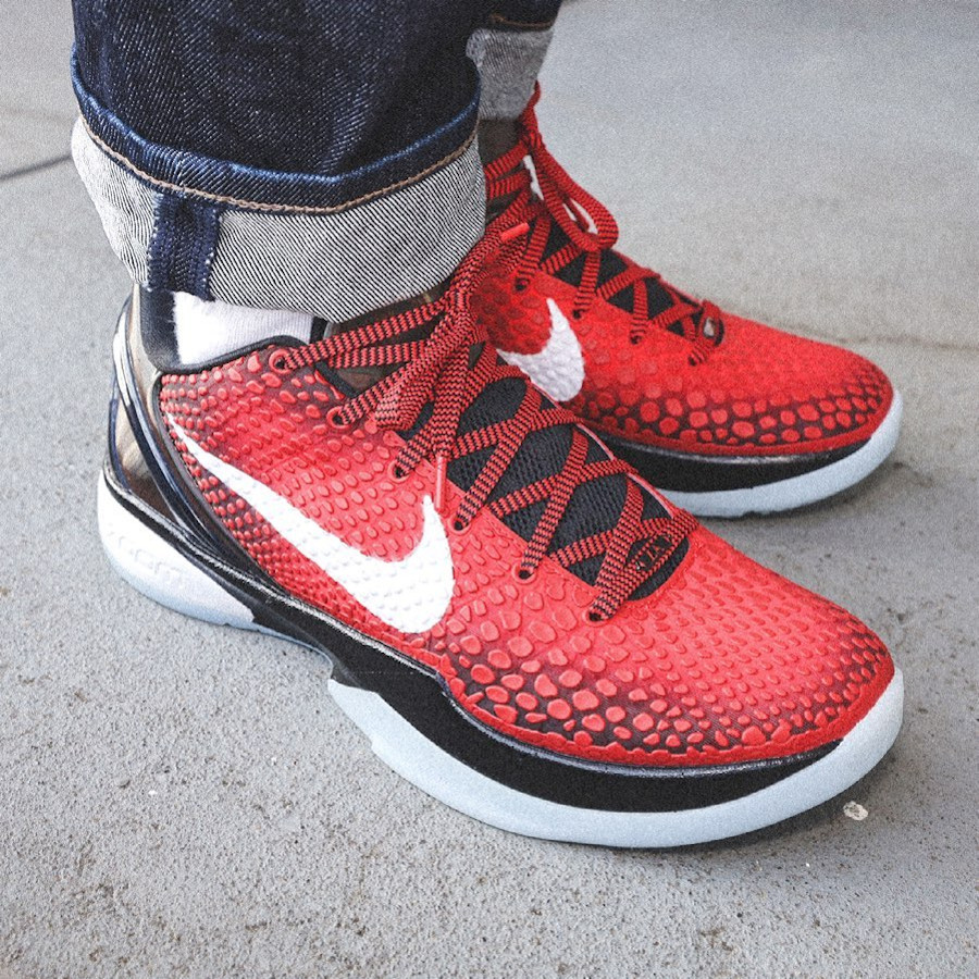 Nike Kobe 6 Protro ASW All Star Challenge Red DH9888-600