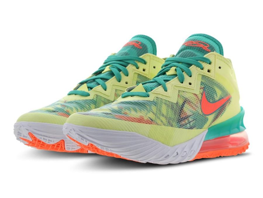 Nike LeBron 18 Low Lebronold Palmer