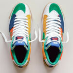Nike SB Blazer Mid Edge 'Multi-Color'