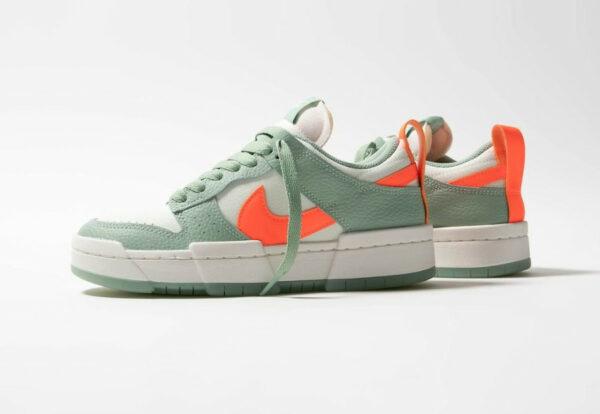 Nike W Dunk Low Disrupt Sea Glass Crimson DJ3077-001