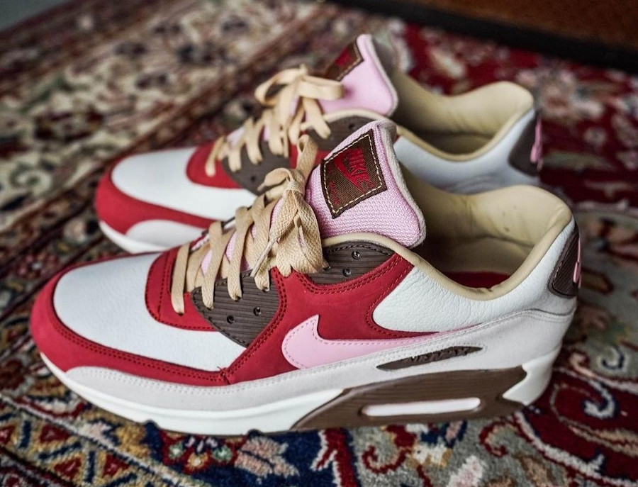 Nike x DQM Air Max 90 NRG Bacon 2021 (CU1816-100)