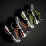 Kim Jones x Nike Air Max 95 Total Orange & Volt Neon
