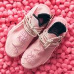 Pharrell Williams x Adidas NMD Hu 'Pink'
