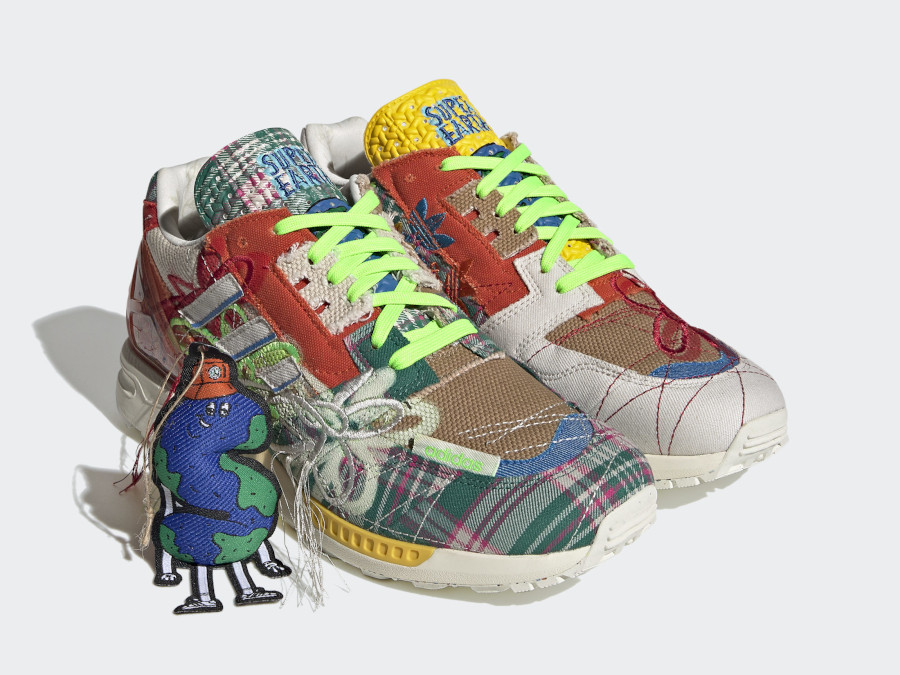 Sean Wotherspoon x Adidas ZX 8000 Super Earth