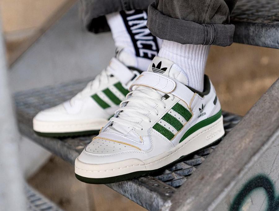Adidas Forum 84 Low Crew Green FY8683
