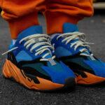 Kanye West x Adidas Yeezy Boost 700 Bright Blue