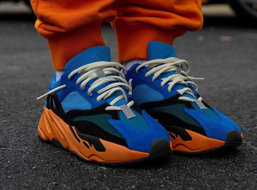 Adidas Yeezy Boost 700 V1 YZY Bright Blue GZ0541