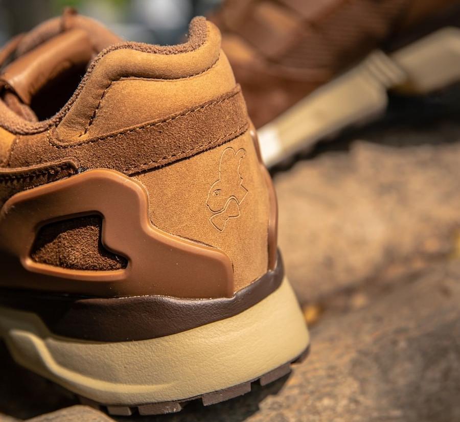 Adidas ZX 10 000 marron chocolat (Pâques 2021) (1)