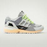 Adidas ZX 10,000 C Grey Two Acid Orange