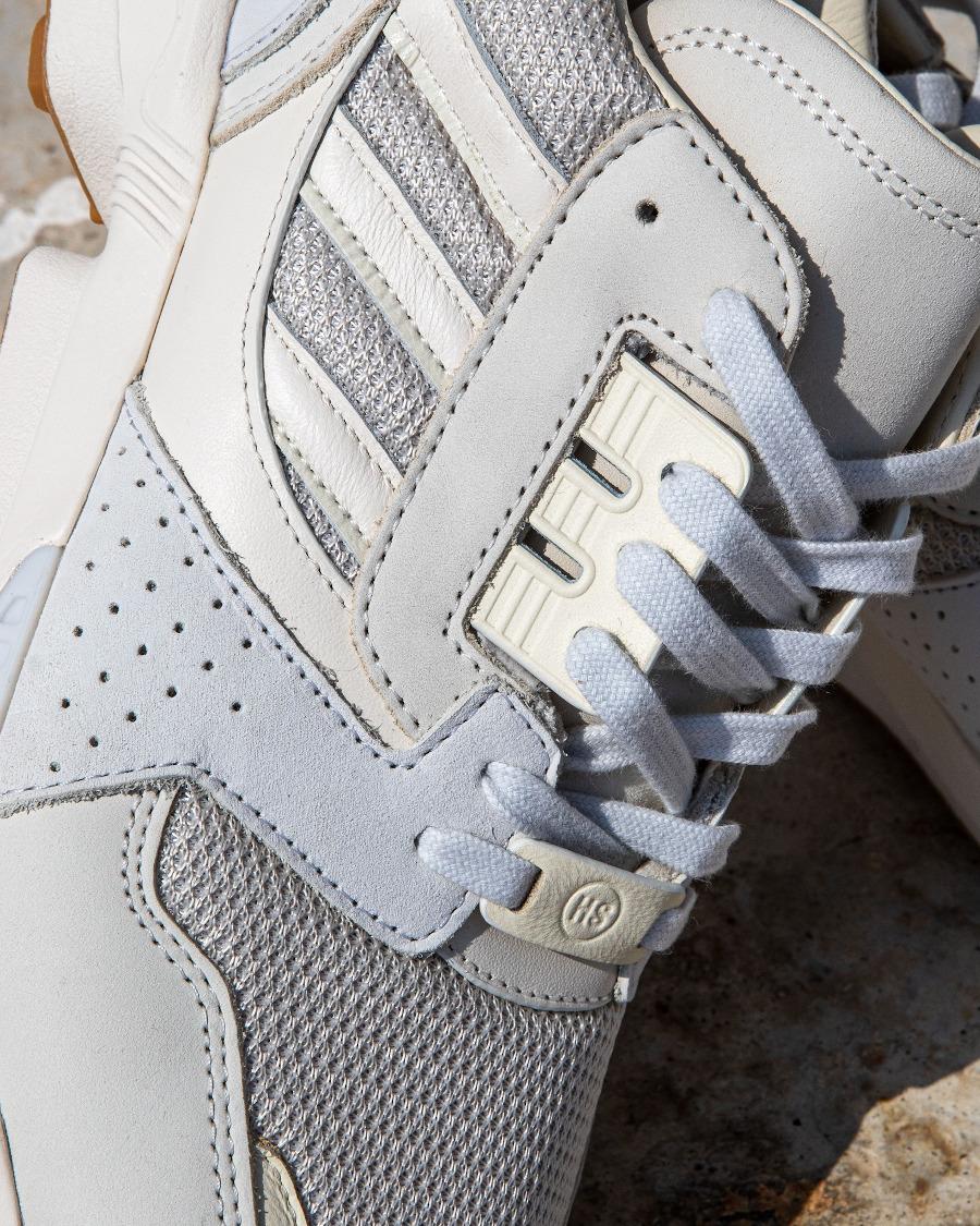 Adidas ZX 8000 Q beige et blanc cassé (4)