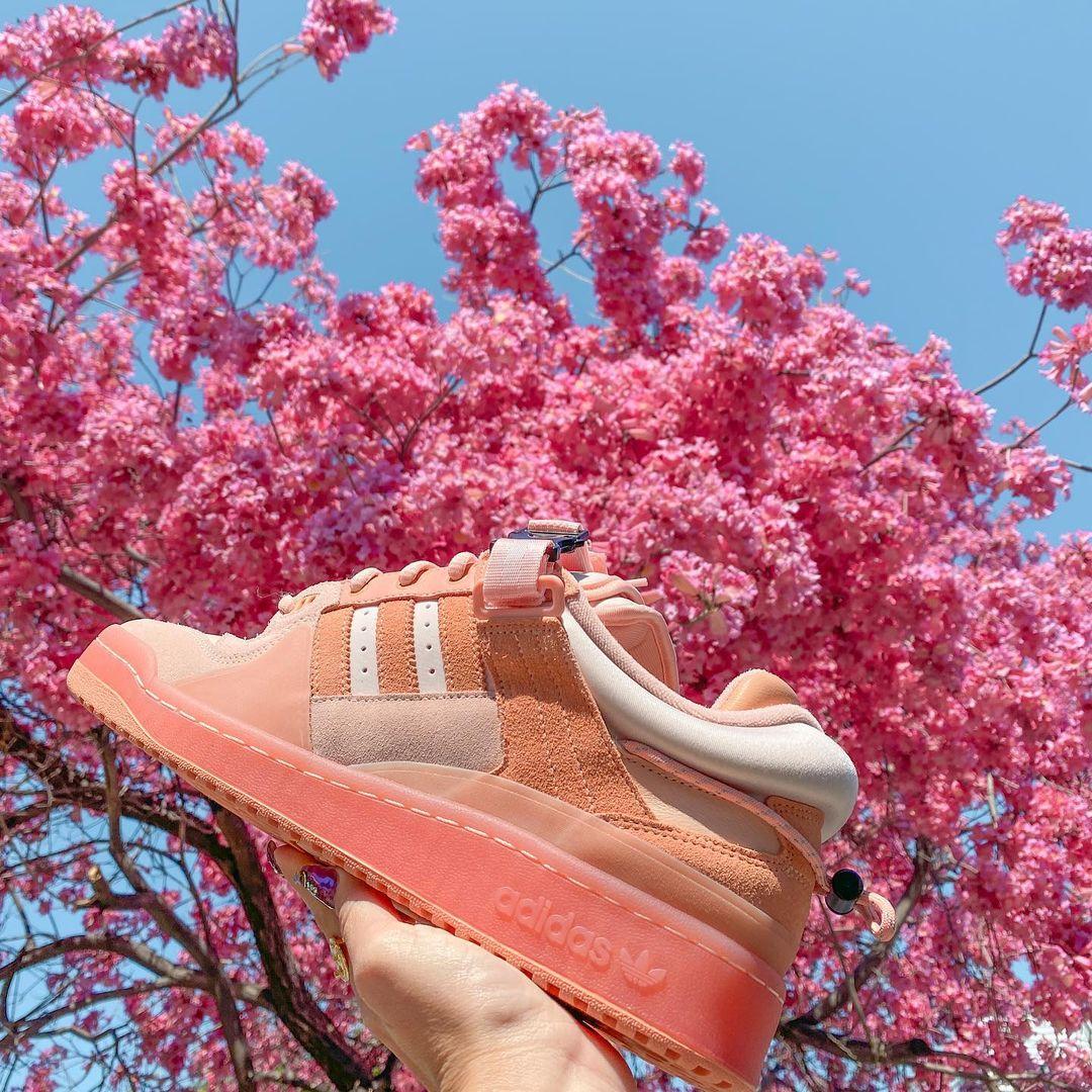 Adidas x BB Forum Low rose pastel (2-1)