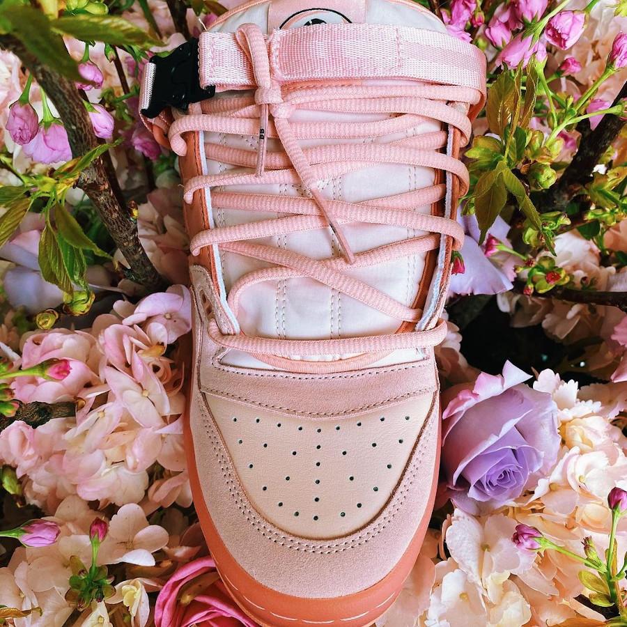 Adidas x BB Forum Low rose pastel (3)