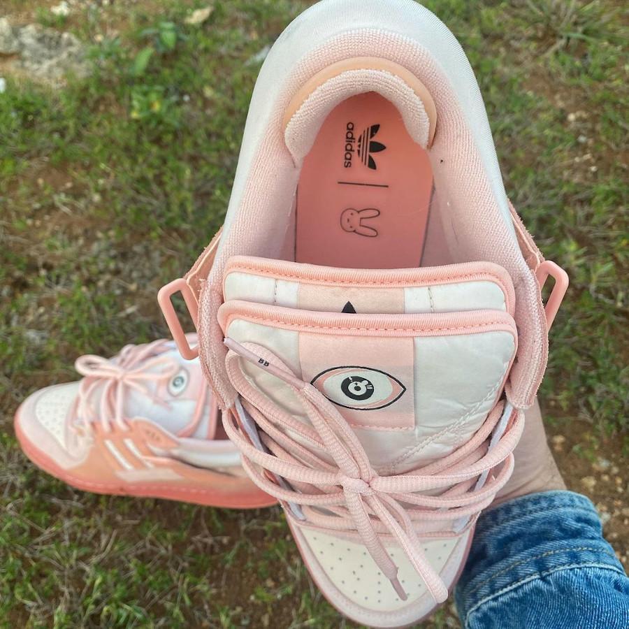 Adidas x BB Forum Low rose pastel (5)