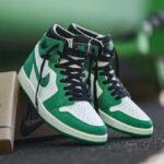 Air Jordan I High Zoom Air Comfort 'Stadium Green'