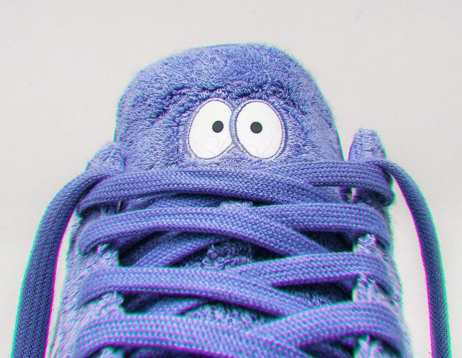 Comedy Partners x Adidas Campus Servietsky (serviette violette) (5)