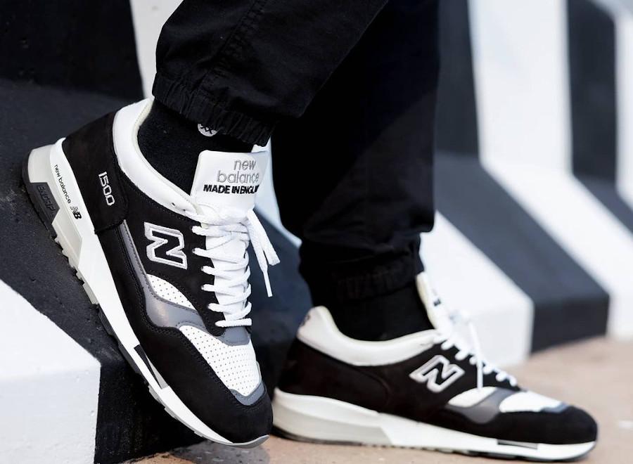NB 1500 M1500KGW Black White 2021 Bring Back Pack